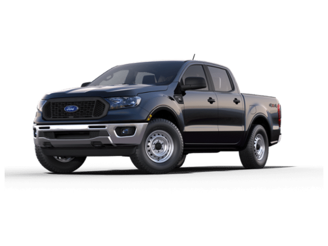 2019 Ford Ranger XL 4WD Supercrew 5 Box Crew Cab Pickup